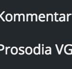 VG Wort und WordPress: So geht's mit Prosodia Plugin