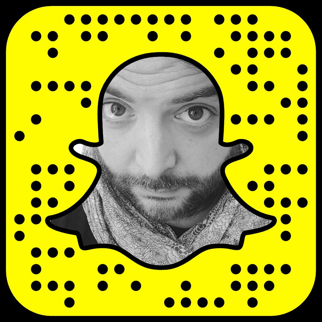leitmedium snapchat snapcode