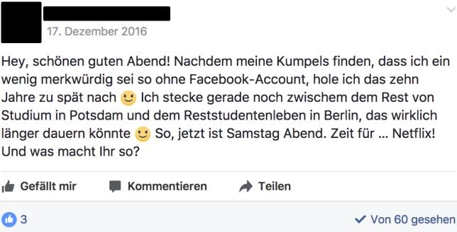 Facebook profil ansehen ohne account
